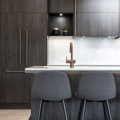 Why you should be using Woodmatt laminates in your kitchen design