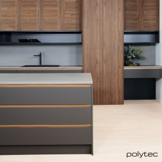 kitchen / Photo Gallery / Polytec