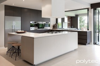 Enjoyable Kitchen Photo Gallery Polytec Pabps2019 Chair Design Images Pabps2019Com