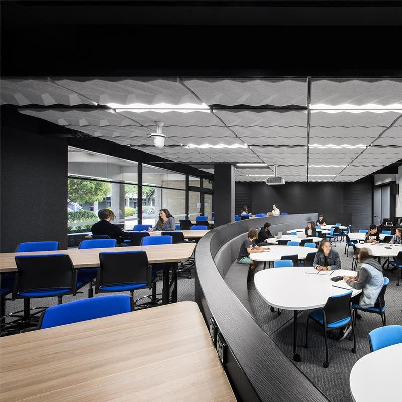 Flinders University Physical Sciences Teaching and Learning Spaces