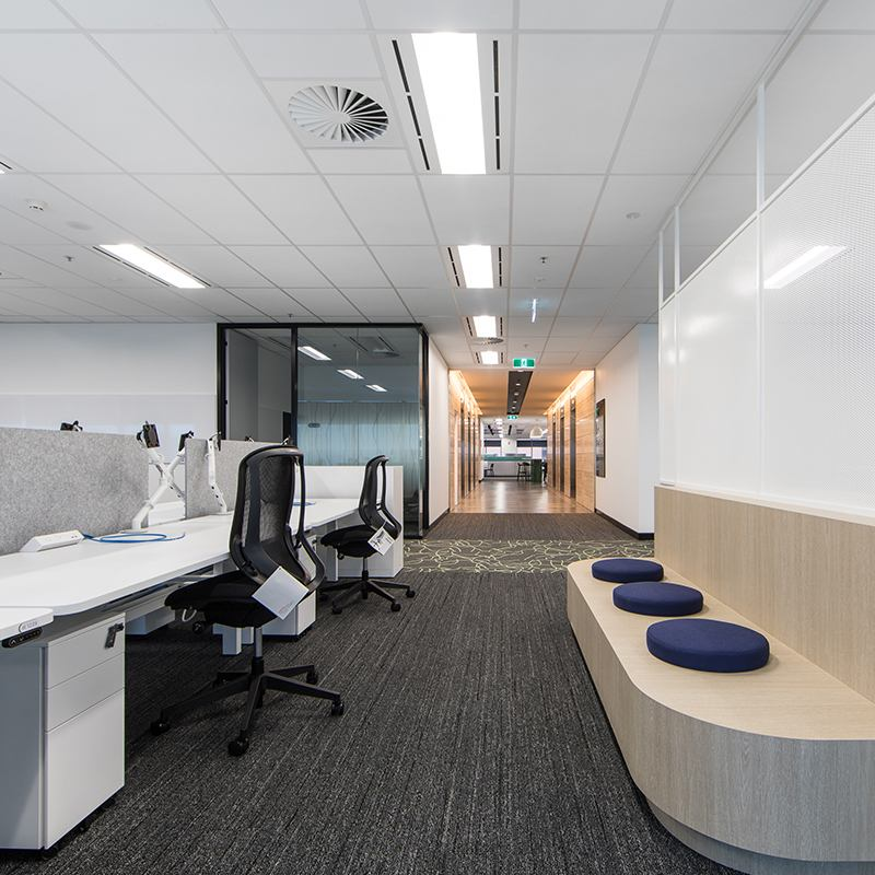 Worley Office Fitout